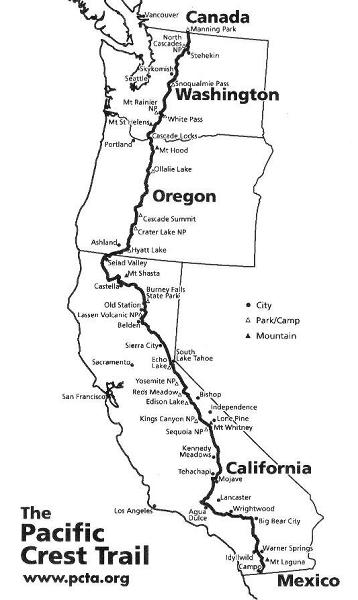 pacific crest trail map california with The Pacific Crest Trail on Map Of California 731 further How Do I Plan For A Trip To Yosemite further 5492 Sierra National Forest Wild And Scenic Rivers Evaluation likewise Map Americas Best Long Trails Backpacker additionally Desolation.
